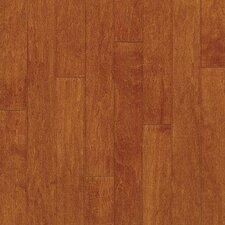 "Sugar Creek 3-1/4"" Solid Maple Flooring in Cinnamon"