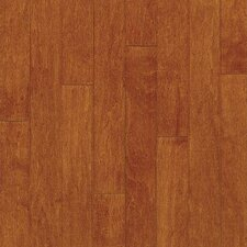"Sugar Creek Plank 3-1/4"" Solid Maple Flooring in Cinnamon"