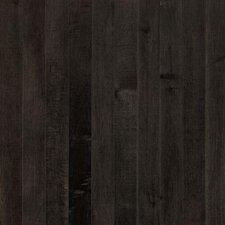 "Sugar Creek 2-1/4"" Solid Maple Flooring in Midnight"