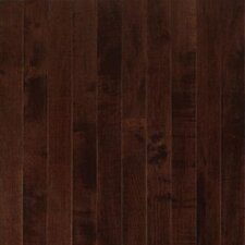 <strong>Armstrong</strong> SAMPLE - Sugar Creek Plank Solid Maple in Cocoa Brown