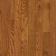 SAMPLE - Somerset Plank Solid Oak in Large Spice Brown