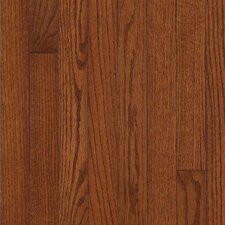 SAMPLE - Somerset Plank Solid Oak in Large Benedictine