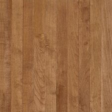 SAMPLE - Sugar Creek Plank Solid Maple in Toasted Almond