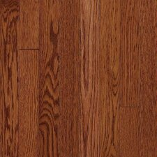 SAMPLE - Somerset Plank Solid Oak in Large Cabernet