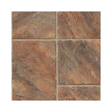Castilian Block 8mm Tile Laminate in Puesta del Sol
