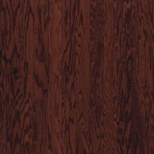 SAMPLE - Beckford Plank Engineered Red Oak in Cherry Spice