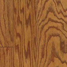 "Fifth Avenue Plank 3"", 5"", and 7"" Engineered Red Oak Flooring in Topaz"