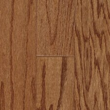 "<strong>Armstrong</strong> Fifth Avenue Plank 5"" Engineered Red Oak Flooring in Sable"