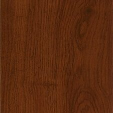"Luxe Jefferson Oak 6"" x 36"" Vinyl Plank in Cherry"