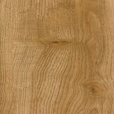"Luxe Kendrick Oak 6"" x 48"" Vinyl Plank in Natural"