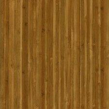 "Luxe Empire Bamboo 6"" x 48"" Vinyl Plank in Caramel"