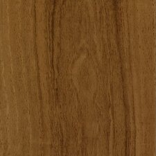 "Luxe Walnut Ridge 6"" x 48"" Vinyl Plank in Vintage Brown"