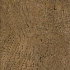 "Luxe Timber Bay Hickory 6"" x 48"" Vinyl Plank in Provincial Brown"