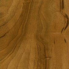 "Luxe Exotic Fruitwood 4.5"" x 48"" Vinyl Plank in Honey Spice"