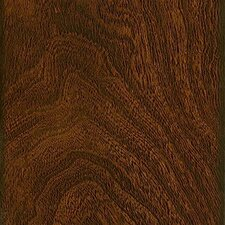"Luxe English Walnut 4.5"" x 48"" Vinyl Plank in Port Wine"