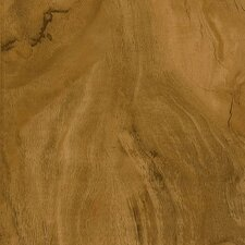 "Luxe Kingston Walnut 6"" x 48"" Vinyl Plank in Natural"