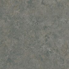 "<strong>Armstrong</strong> Alterna Multistone 16"" x 16"" Vinyl Tile in Slate Blue"