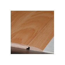 """0.75"""" x 2.25"""" Red Oak Reducer in Spice Brown Large"""