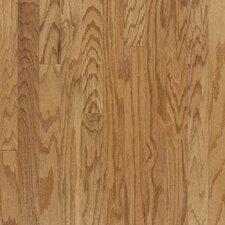 "Beckford Plank 3"" Engineered Red Oak Flooring in Harvest Oak"