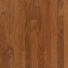"Beckford Plank 5"" Engineered Red Oak Flooring in Auburn"