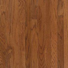 "Beckford Plank 3"" Engineered Red Oak Flooring in Auburn"