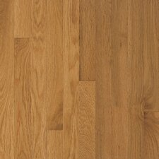 "Somerset Plank 3-1/4"" Solid Oak Flooring in Large Maize"