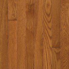 "Somerset Strip 2-1/4"" Solid Oak Flooring in Large Copper"
