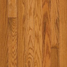 "Somerset Strip 2-1/4"" Solid Oak Flooring in Large Praline"