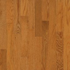 """Yorkshire Plank 3-1/4"""" Solid White Oak Flooring in Canyon"""