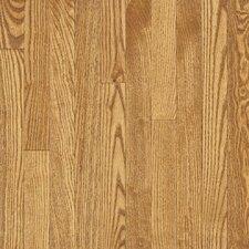 "Yorkshire 2-1/4"" Solid White Oak Flooring in Sahara"