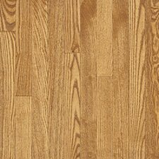"Yorkshire Strip 2-1/4"" Solid White Oak Flooring in Sahara"