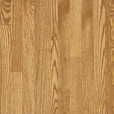 "Yorkshire Plank 3-1/4"" Solid White Oak Flooring in Sahara"