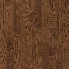 "Yorkshire 2-1/4"" Solid White Oak Flooring in Umber"