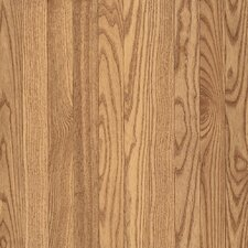 "Yorkshire Plank 3-1/4"" Solid Red Oak Flooring in Pioneer Natural"