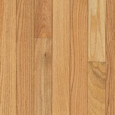"Yorkshire Strip 2-1/4"" Solid Red Oak Flooring in Pioneer Natural"