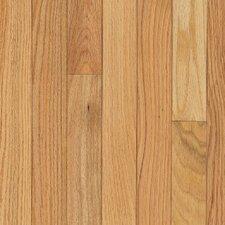 """Yorkshire Strip 2-1/4"""" Solid Red Oak Flooring in Pioneer Natural"""