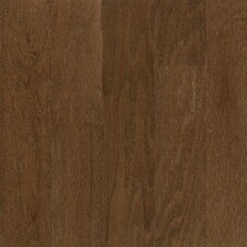 "Performance Plus 5"" Acrylic-Infused Engineered Red Oak Flooring in Pine Cone"