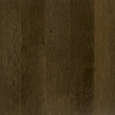 "Performance Plus 5"" Acrylic-Infused Engineered Hickory Flooring in Mineral Hue"