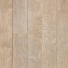 "Performance Plus 5"" Engineered Birch Flooring in Driftscape White"