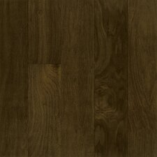 "<strong>Armstrong</strong> Performance Plus 5"" Acrylic-Infused Engineered Walnut Flooring in Deep Twilight"