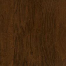 "Performance Plus 5"" Acrylic-Infused Engineered Walnut Flooring in Earthy Shade"