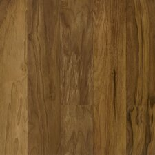 "Performance Plus 5"" Acrylic-Infused Engineered Walnut Flooring in Natural"