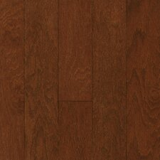 "Performance Plus 5"" Acrylic-Infused Engineered Red Oak Flooring in Wood Berry"