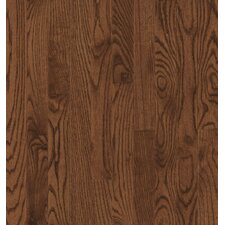 <strong>Bruce Flooring</strong> SAMPLE - Bristol™ Solid Red/White Oak in Saddle