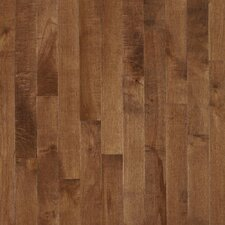 <strong>Bruce Flooring</strong> SAMPLE - Kennedale® Strip Solid Dark Maple in Hazelnut