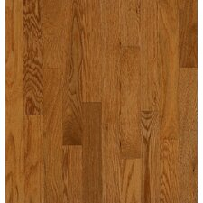 SAMPLE - Manchester Strip Solid Red Oak in Gunstock