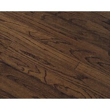 SAMPLE - Northshore® Plank Engineered Red Oak in Vintage Brown