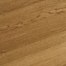 "Fulton Strip 2-1/4"" Solid White Oak Flooring in Spice"