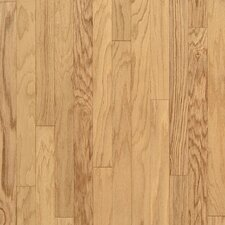 "<strong>Bruce Flooring</strong> Turlington Plank 5"" Engineered Red Oak Flooring in Natural"