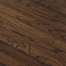 "<strong>Bruce Flooring</strong> Northshore Plank 3"" Engineered Red Oak Flooring in Vintage Brown"
